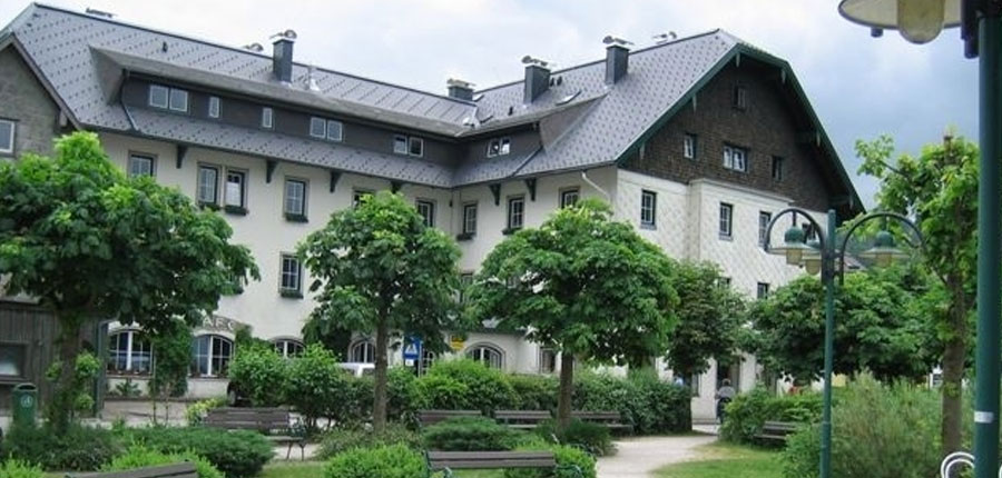 Seehotel Schlick, Fuschl, Salzkammergut, Austria - exterior.jpg
